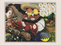 Leanin' Tree Greeting Card BDG6596 by Linda Carter Holmand