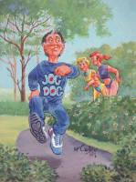 Leanin' Tree Greeting Card BDG9824 by Bud McCaulley