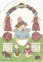 Leanin' Tree Easter Greeting Card EDT44074 by Sandi Gore Evans