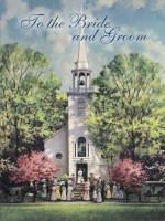 Leanin' Tree Wedding Greeting Card WDG41650 by Paul Landry