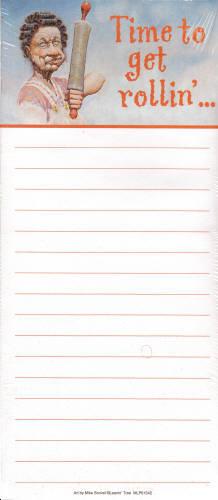 List pad