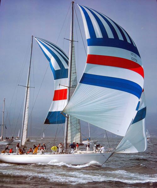 Sailboat. Impact Images poster #20287. Photo by Ann Yuschenkoff.