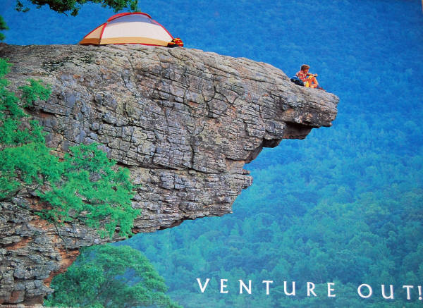 Venture Out! Impact Images poster #1029. Photo by Dennis Coello.