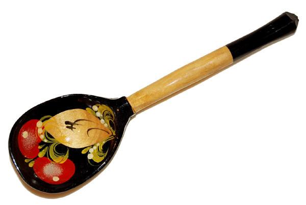 Decorative Soup Spoon